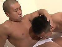 Lustful Asian Guys Fucking