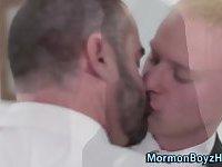 Undies mormon spermed