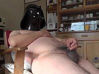 Japanese old man Mastur Vader