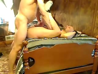 Ass Fucked Guy Gets Cummed