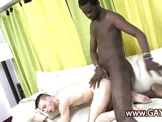 True interracial hardcore fag sex