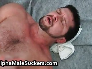 Extremely horny gay men fucking and sucking porn