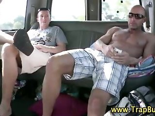 Straight guy turns gay and fucks