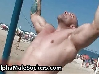 Steamy gay hardcore fucking and sucking 19