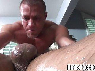 Massagecocks Oily Massage Paradise
