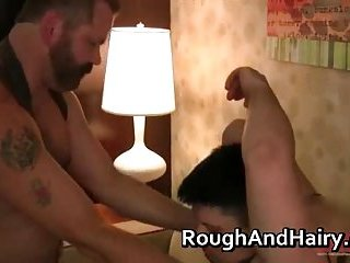 Hot nasty horny big cock fucking tight hairy ass gay fun