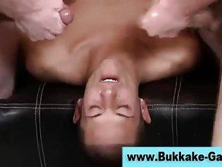 Hot Ass Fucking & Facials