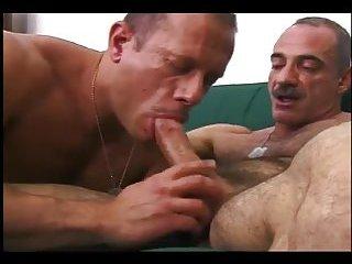 Lustful Gay Mature Guys Fucking