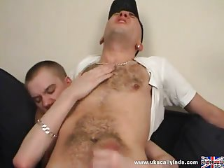 Naughty Guys Safe Ass Nailing