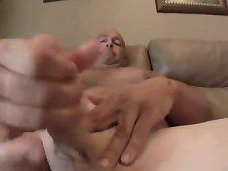 Gay ass toyed