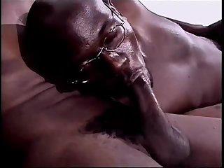 Nasty Ebony Group Sex