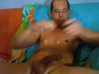 Aroused Amateur Cumming