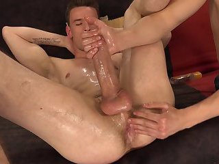Milan Beran Tugging Dick